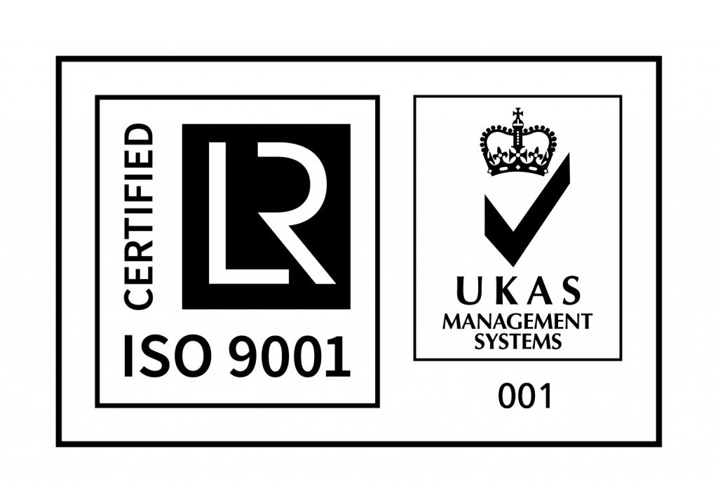 ISO 9001+UKAS